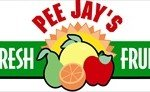 Pee Jays Fresh Fruit