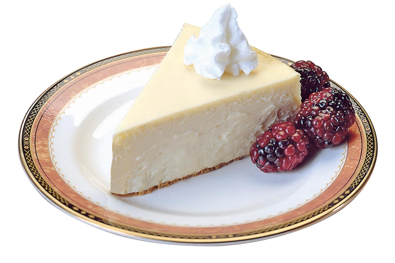 105 - Plain Cheesecake