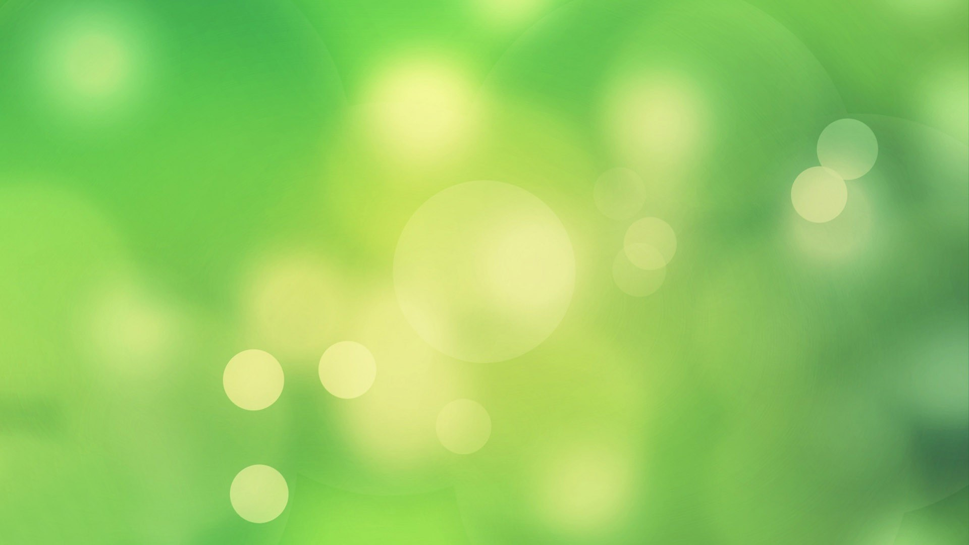 Green-Background-Wallpaper-in-Bubble-Wallpaper